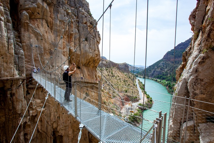 Top 5 TO-DO in Andalusië - Caminito del Rey