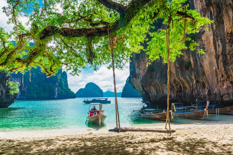 Bucketlist reizen - Backpacken Thailand